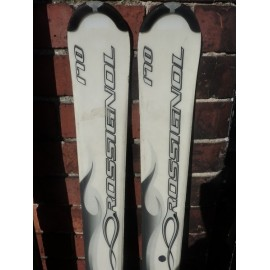 Rossignol Roc Interski 170cm All Terrain Wood Core Carver Skis