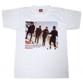 Retro Kneissl Beatles Help/Ticket to Ride T Shirt