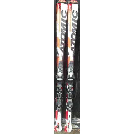 Atomic ski konfigurator
