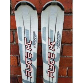 Tecno Pro Flyte 160 and 152cm All Terrain Carver Skis and Binding