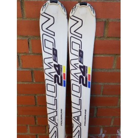 Salomon GT Power 172cm All Terrain Carver Skis