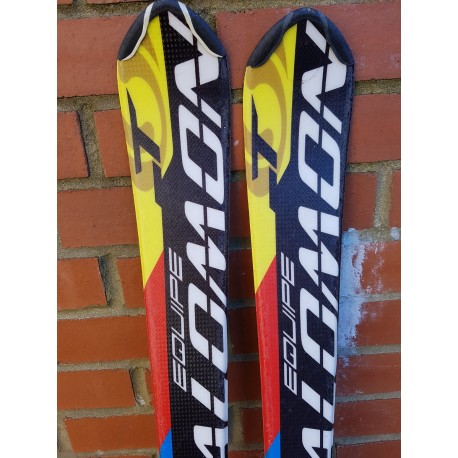 Faction skis size guide